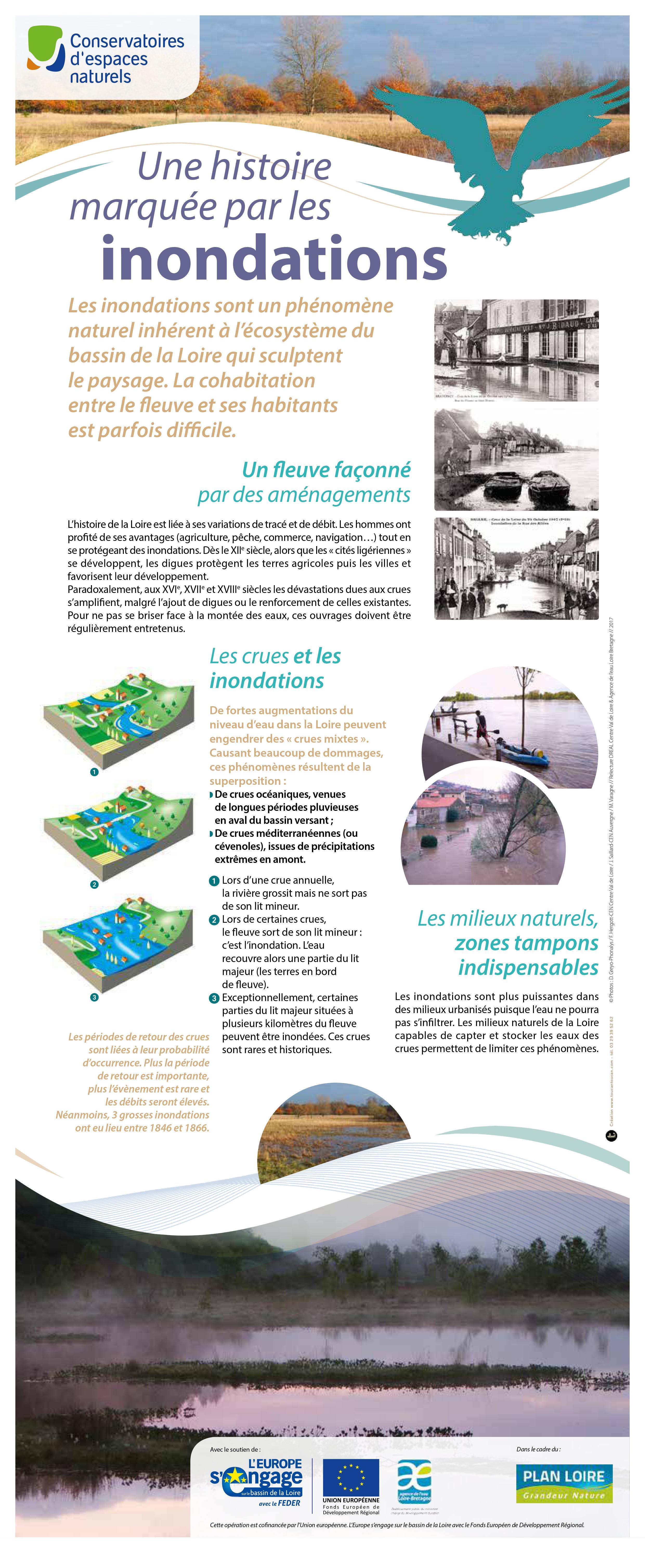 Exposition Sur Le Patrimoine Naturel Ligerien Centre De Ressources