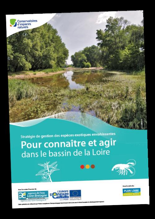 Une nouvelle plaquette pour la stratégie de gestion des EEE du bassin Loire-Bretagne